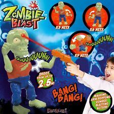 Zombie Blast Walking Zombie électronique INFRA-RED TARGET Shooting Game