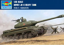 Soviet Js-4 Heavy Tank 1/35 tank Trumpeter model kit 05573