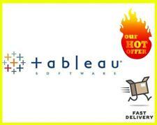Tableau Desktop Professional 2020 Full Version ✅ For Windows Instant Delivery📩