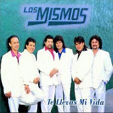 Los Mismos Te Llevas Mi Vida CD New Sealed