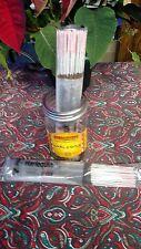 "25 Genuine Wild Berry 11"" Harlequin incense sticks sealed in a plastic wrapper."