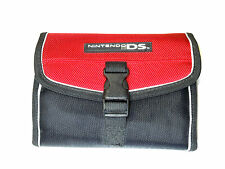 Nintendo DS Switch N Carry Case - Red and Black