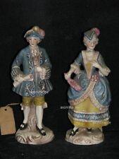 +# A001191 Goebel Archiv Muster Rokoko Mann und Frau, 2 Figuren, FR8A + FR8B