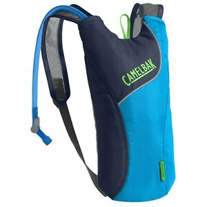 Camelbak Kids Skeeter Hydration Pack, Atomic Blue/Navy Blazer - 1.5L
