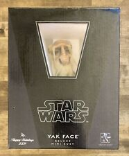 Star Wars 2009 Pgm Gentle Giant Yak Face Deluxe Holiday Mini Bust 478/800