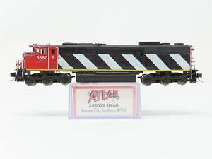 N Scale Atlas CN Canadian National EMD SD50F Diesel #5560 w/ DCC - Custom