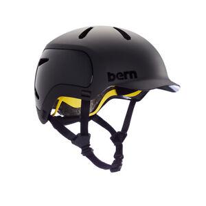 Bern Watts 2.0 Mips Black Small  52-55.5cms Helmet Bike Scooter Skate UK SHIP