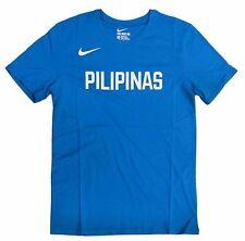 NIKE PILIPINAS JERSEY SHIRT GILAS AS WC FIBA PHILIPPINES BASKETBALL PACQUIAO - M