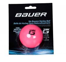 "BAUER- Hockey Hydrog Ball ""Liquid filled"" kalt. Streethockey. Hockey. Freizeit."