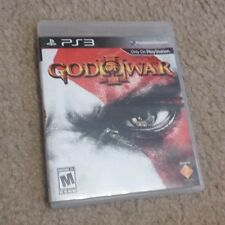 God of War 3 for PS3 Barely Used (Excellent Condition)