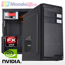 PC Computer AMD FX 6300 6 Core - Ram 16 GB - HD 2 TB - nVidia GT730 - Windows 7