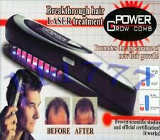 Power Grow Laser Comb -  Stop Hair Loss Laser Hot Massage Regrow DHT Therapy