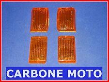 KIT 4 PLASTICHE FRECCE ANT. + POST. PIAGGIO VESPA PK 50 - PK 50 S - PK 125