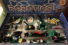 Incomplete LEGO Robotics Invention System Mindstorms set # 9719 w/ Box + Manual