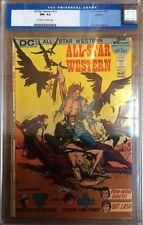 All Star Western #11 2nd App Jonah Hex Last Issue CGC 9.2 1260736002