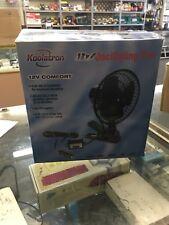 Koolatron  12V Comfort  Oscillating Fan  #40113