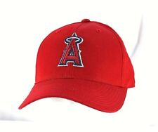 Los Angeles Anaheim Angels Red Baseball Cap Snapback S/M