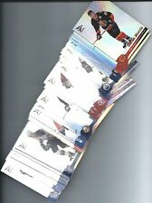 2002-03 McDONALDS PACIFIC HOCKEY Complete your set 20 card lot, stars includ