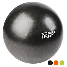 Mirafit Soft Inflatable Pilates Ball Stability/Balance Yoga Core Pelvic Strength