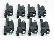 GM 07+ 4.8 5.3 6.0 6.2 Round Style Ignition Coils pack V8 set of 8 & some 05-06