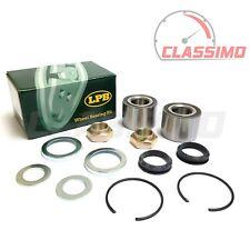 Rear Wheel Bearing Kit Pair for CITROEN SAXO & PEUGEOT 106 206 306 - 1991-2017