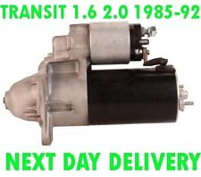 FORD TRANSIT 1.6 2.0 1985 1986 1987 1988 1989 1990 > 1992 RMFD STARTER MOTOR