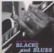 JAMES BLOOD ULMER  CD JAPON  BLACK AND BLUES