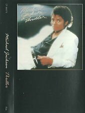 Michael Jackson ‎Thriller CASSETTE ALBUM Remastered, Special Edition 2001 US