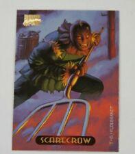 1994 Fleer Marvel Masterpieces Scarecrow #104