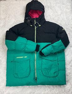 Nike Air Jordan Down Fill Puffer Coat Jacket Mens Size 3XL Green Black CK6661