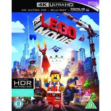 The Lego Movie BLURAY 4k Ultra HD Chris Pratt 5051892199827