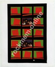 Talking Heads 1977 Reproduction promo Poster