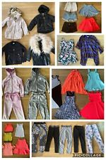 Big 5 - 6 Yrs 100% River Island Bundle 30 Items Jackets Dresses Summer Clothes