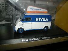 1:43 norev DKW f89 nivea hamburgo Deutsche Bundespost OVP