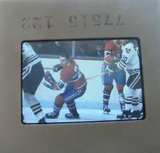 LEON ROCHEFORT Montreal Canadiens  New York Rangers RED WINGS ORIGINAL SLIDE 8