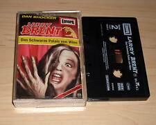 Larry Brent - Hörspielkassette MC Folge 17 - Das schwarze Palais von Wien