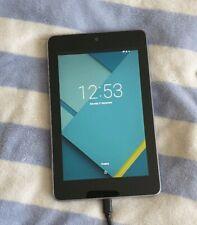 Nexus 7 (1st Generation) 16GB, Wi-Fi, 7in - Black vgc