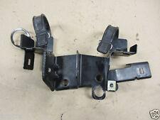 BMW  R1200C battery box bracket and straps