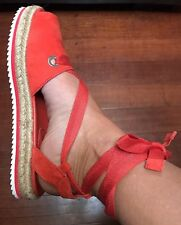Mimco 💞 41 Or 10 New Wanderer Poppy Espadrille Slippers  Shoes Sandals Flats