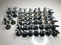 Star wars legion Imperial Lot Part painted - Some painted by commission.