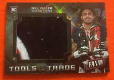 2016 Panini National Tools of Trade WILL FULLER Foil Towel Relic #32/49 Texans