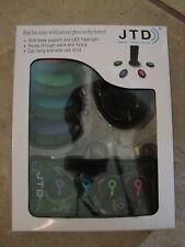 Jtd Key Finder Wireless Rf Item Locator Led Flashlight 4 Receivers Jtd-Kf4-2nd