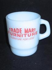 "Vintage Termocrisa Trade Mart Furniture ""Furniture For Less"" Coffee Mug NICE!"