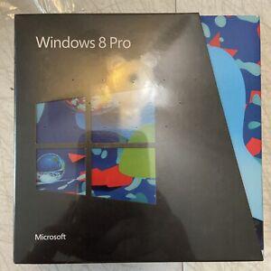 MICROSOFT Windows 8 Professional 32 & 64 Bit DVD MS WIN PRO 3UR-00001