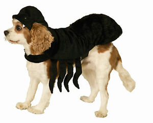 Spider Pet Dog Cat Costume Size Small