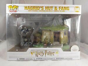 Town Funko Pop - Hagrid's Hut & Fang - Harry Potter - No. 08