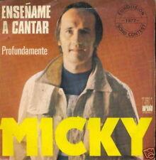 EUROVISION 1977 45 TOURS ESPAGNE MICKY