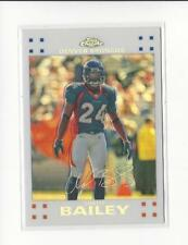 2007 Topps Chrome White Refractor #TC36 Champ Bailey Broncos /869