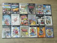 GameCube Spiele Mario Kart Sunshine Party, Tetris, Smash Bros. Zelda, Pikmin
