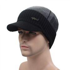 Winter Hats Beanies For Men Women Wool Scarf Caps Bonnet Knitted Hat Accessories